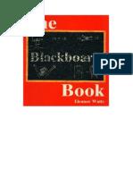 188207469 Black Board Book Eleanor Watts