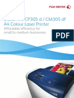 DocuPrint 305 Series - Web Brochure V2_28ed