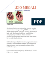 Cardio Megali