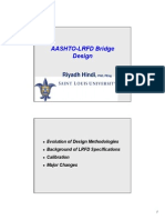 A Ash to l Rfd Bridge Design