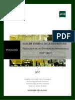 Guia Estudio Grado Parte 2 PsicologiaDiferenciasIndividuales 2015