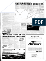 Isle of Wight County Press coverage of the 1998 Fixed Link Feasibility Study