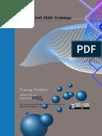 Portfolio Personnel Formations Hard & Soft Skills
