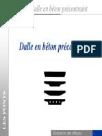 Désordres Pont Dalle BP