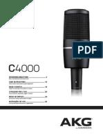 c4000 Manual