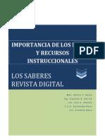 Revista Medios y Recursos Instruccionales (G-4)