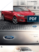 Catalogo Ford Mondeo
