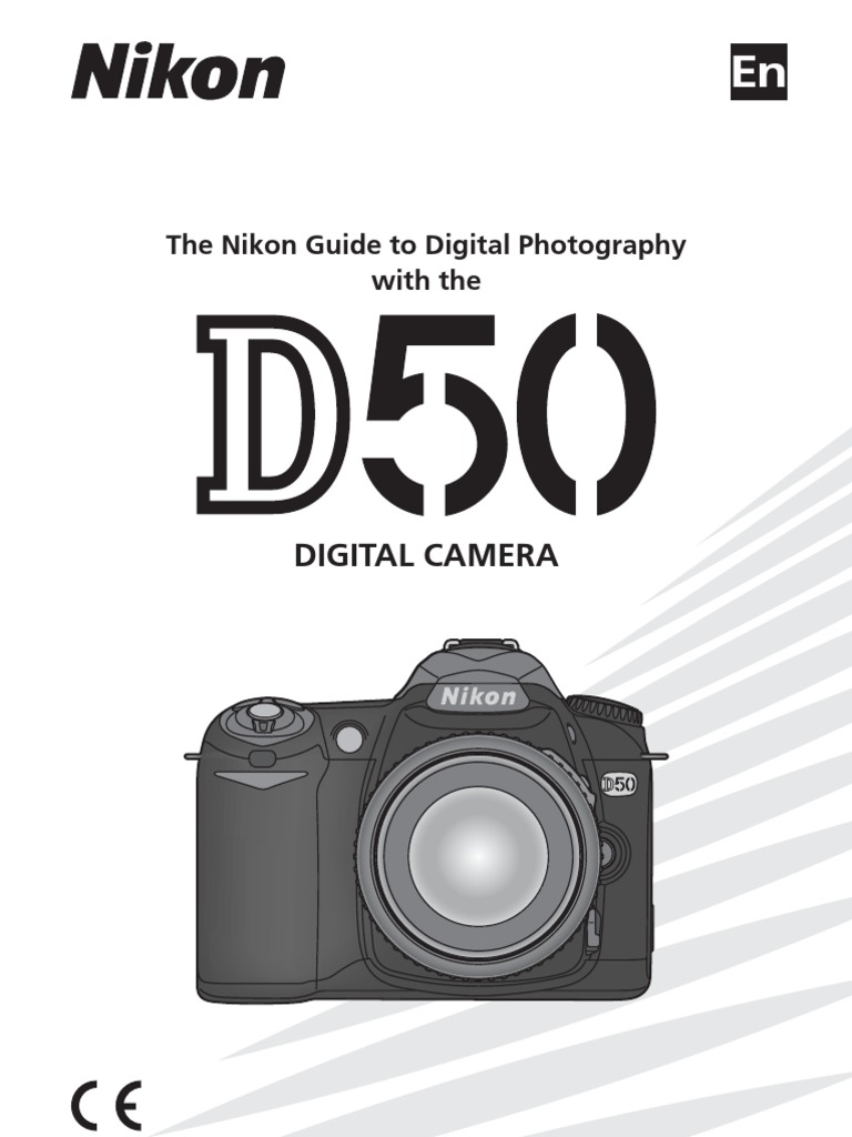 nikon d50 manual exposure photography camera rh scribd com Nikon D50 Sensor Nikon D50 Manual