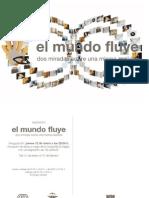Catalogo El Mundo Fluye - OnCE Albacete
