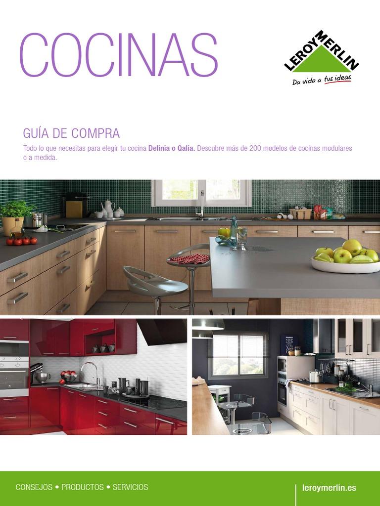 Guia Cocinas Cocina Aluminio