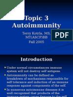 SerLect3 Autoimmunity