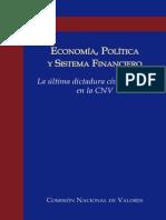 Informe Economia Politica y Sistema Financiero-ddhh