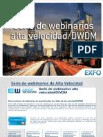 Exfo Webinar Mejores Practicas Para La Activacion de Redes Wdm 85539