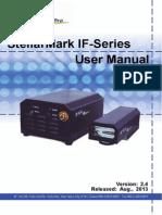 V2.5 StellarMark if Series User Manual