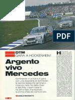 Argento vivo Mercedes