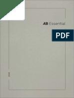Catálogo Azulejos BENADRESA Essential 2020