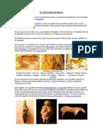 El Arte Prehistórico