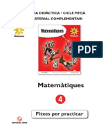 Material Complementario Matemáticas 4º grado