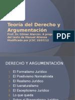 ATIENZA Derecho y argumentación (Mod JCSC)