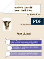 Case Tonsilitis