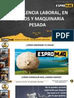 LA EXCELENCIA LABORAL, EN EQUIPOS Y MAQUINARIA PESADA