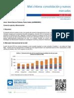 Miel Chilena Consolidación y Nuevos Mercados