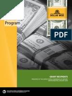 The 2009 DollarWise Capacity Grants Program