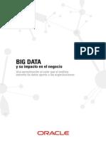 Big Data y Su Impacto en El Negocio