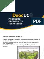 3. Procesos Geológicos Terrestres