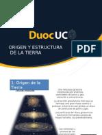 2. Origen y Estructura