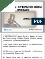 8215_questoes Oab - Direito Civil - Xiv Exame