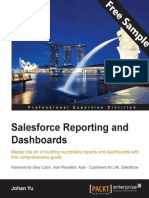 Salesforce Reporting and Dashboards - Sample Chapter