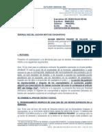 CONTESTACION DE DEMANDA PRESCRIPCION ADQUISITIVA.doc