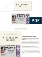 8marzo actividades 2015