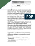 Informe gerencial TDI