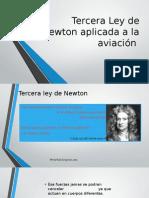 Tercera Ley de Newton Aplicada a La Aviación 1 (1) (1)