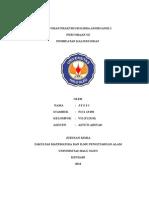 Pembuatan Kalium Iodat Laporan Praktikum Kimia Anorganik i