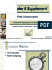 willy work measurement.ppt