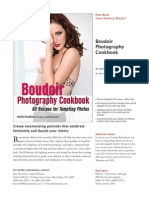 Amherst Media's Boudoir Photography Cookbook