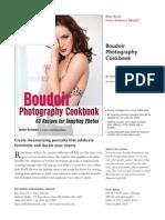 Amherst Media's Boudoir Photography Cookbook