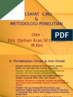 Filsafat Ilmu & Metodologi Penelitian