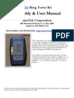 Blue Ring Tester Kit