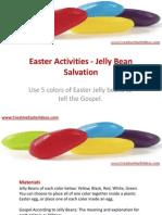 Easter Activities - Jelly Bean Salvation