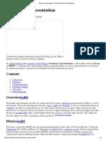 Boundary Representation - Wikipedia, The Free Encyclopedia