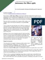 Preventive Maintenance for Fiber-optic Connectivity _ HYPERLINE