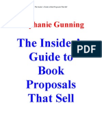 Insider's Guide to Book Proposals That Sell