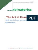 Permutation and combination