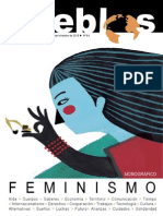 Pueblos 64 – Enero de 2015. Feminismo para otro mundo posible