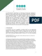 Presentación de ACIJ ante el Comité sobre los Derechos de las PCD
