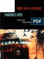 Bruno Latour-Pandora's Hope_ Essays on the Reality of Science Studies-Harvard University Press (2000)